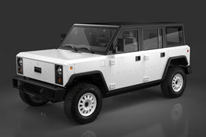 Bollinger Updates EV Designs But They Still Look Boxy