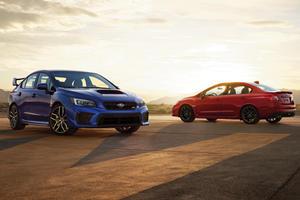 2021 Subaru WRX And STI Pricing Announced