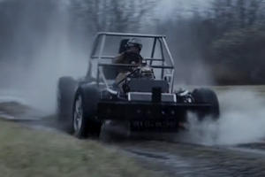 Watch A Naked Lordstown Endurance Truck Take Some Serious Punishment