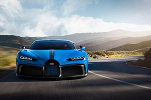 Bugatti Recalls 77 Chiron, Chiron Sport And Divo Models