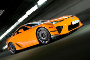 You Can Build Your Very Own Lexus LFA... For Free