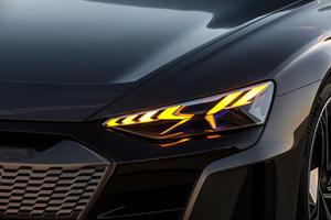 Audi's Design Chief Reveals More e-tron GT Details