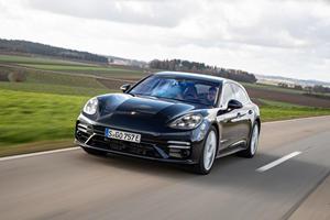 Porsche Panamera E-Hybrid Sport Turismo