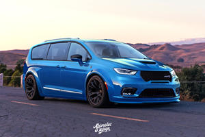Chrysler Pacifica Hellcat Is The Minivan Of Our Dreams