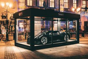 Bugatti Boxes $18-Million La Voiture Noire For Christmas