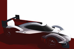 Porsche Returning To Le Mans With 680-HP Prototype