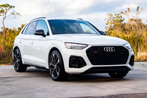 2021 Audi SQ5 Test Drive Review: Comfy, Quick, Charming