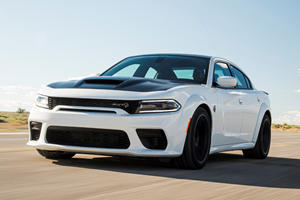 Cop Avoids Punishment For Joyride In Dodge Charger Hellcat