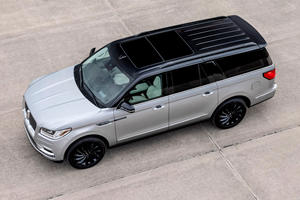 Lincoln Unveils Ultra-Luxurious Navigator Black Label Edition