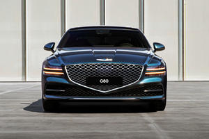Genesis Has Already Exported Over 10,000 G80 And GV80 Models