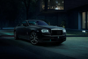 Rolls-Royce Wraith Kryptos Collection Gets Its First Clue