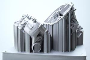 Porsche 3D Prints Parts For Electric Vehicles