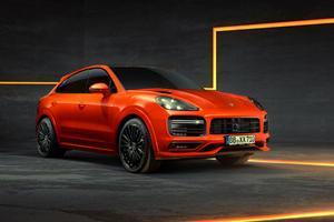 TechArt Gives Porsche Cayenne A Hellcat-Beating 750 HP