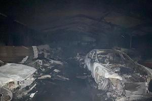 80 Exotics Including Ferrari LaFerrari And Jaguar XJ220 Destroyed In Arson Attack