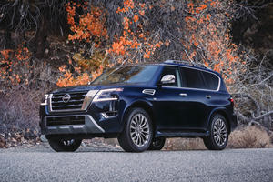 2021 Nissan Armada First Drive Review: A New Suit And Extra Muscle