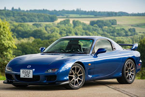 Mazda Is Finally Making New Parts For The RX-7