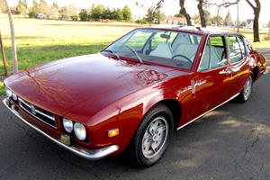 Unearthed: 1973 Iso Rivolta Fidia