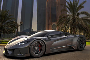 America's New 1,900-HP Electric Hypercar Will Soon Be Unleashed