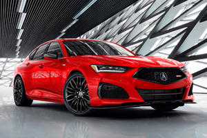 Acura's Stunning New TLX Has A Tempting New Offer