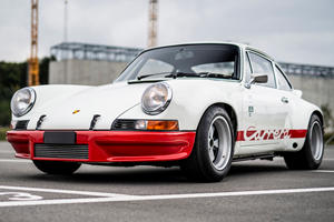 Pristine Porsche 911 Carrera RSR Has An Eye-Popping Price
