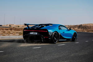 Bugatti Goes To Dubai For First Test Drives Of Chiron Pur Sport