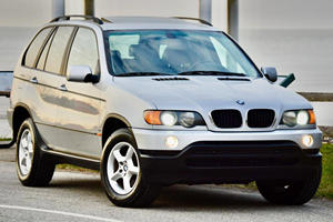 Weekly Treasure: 2002 BMW X5 With 5-Speed Manual