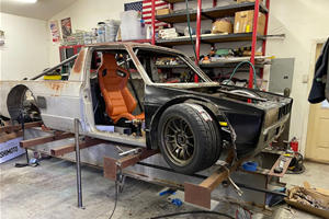 This Widebody V12 Volkswagen Caddy Is Going To Be Epic
