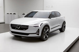 Volvo's Tesla Model 3 Fighter Coming Sooner Than We Thought