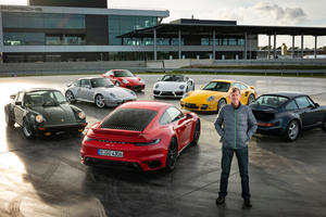 Walter Rohrl Gives History Lesson On Porsche 911 Turbo
