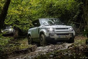 Jaguar Land Rover Could Be Suing Volkswagen For Off-Road Tech