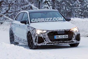 Hot 2021 Audi RS3 Looks Ready To Fight Mercedes-AMG A45