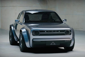 This Is The World's Newest Retro EV
