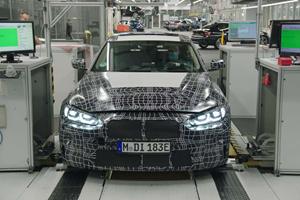 BMW i4 Edges Closer To Production