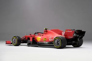 This Ferrari F1 Car Replica Has A Crazy Asking Price
