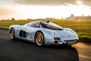 Here's A Rare Chance To Own One Of The Coolest Supercars Ever Made