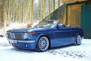 Stunning BMW 2002 Conversion Adds Class To BMW 135i