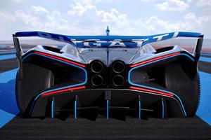 McLaren P1 Designer Thinks Bugatti Bolide Is Mind-Blowing