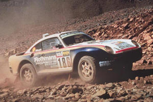 Porsche 959 Is A Rally Legend Unlike Anything Else