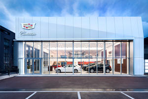 Cadillac Will Close Down A Bunch Of Its Dealerships