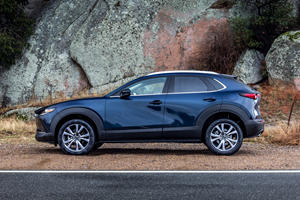 Mazda CX-30 Helps Carmaker Weather The Storm