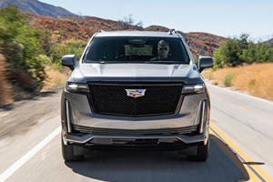 Cadillac Issues Warning For 2021 Escalade Owners