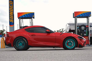 950-HP Toyota Supra Is The World's Quickest A90