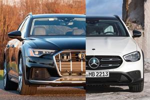 2021 Audi A6 allroad Vs. 2021 Mercedes E-Class All-Terrain: Luxury Offroaders Clash