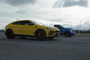 Money Or Power? Lamborghini Urus Vs. F-150 Shelby Super Snake Sport
