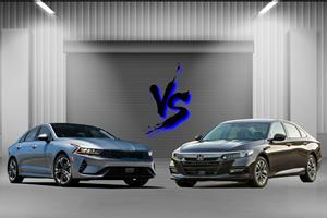 2021 Kia K5 Vs. 2021 Honda Accord: Affordable Luxury Champions