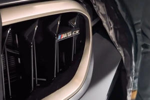 Official: BMW M5 CS Coming Next Month With Gold Wheels