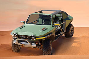 Electric Toyota FJ Is An Offroader Worth Lusting After