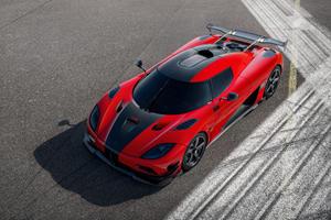 Koenigsegg Agera RS Refinement Defines Perfection