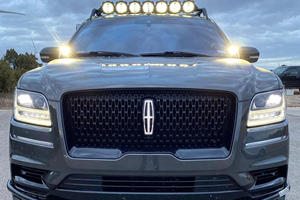 Luxury Lincoln Navigator Transformed Into Offroad Brute