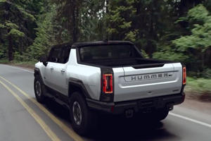 Watch The New GMC Hummer In Action
